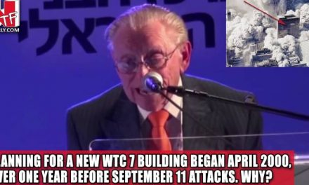 Larry Silverstein Says Planning for a New WTC Building 7 Started Before September 11 Attacks
