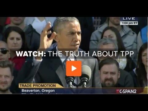 Nobel Prize winner fact-checks the president on TPP