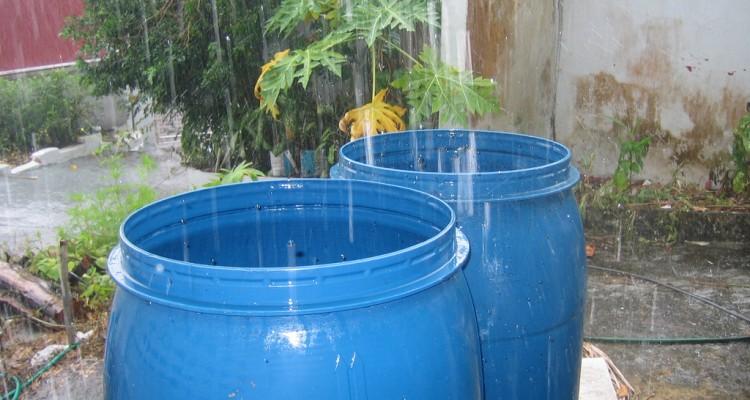 Colorado Bill Aims To Make Catching Rain Water Legal Again