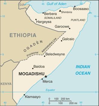 Pentagon: US Ground Troops Involved in Somalia Raid