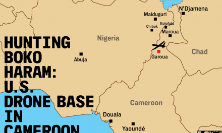 The U.S. Extends Its Drone War Deeper Into Africa