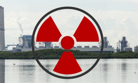Miami's oceanfront nuclear power plant is leaking