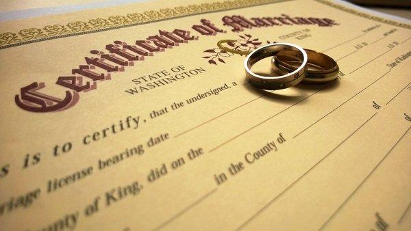 Alabama Senate Passes Bill Eliminating Marriage Licensing