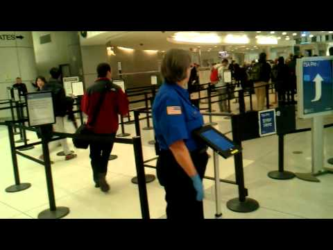 The TSA's Wasteful $1.4 Million Random Arrow App