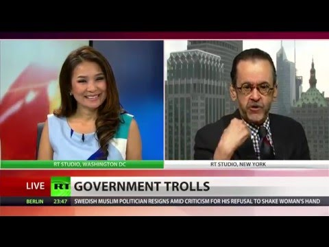 Government Trolls and CIA Sockpuppets Go Catfishing