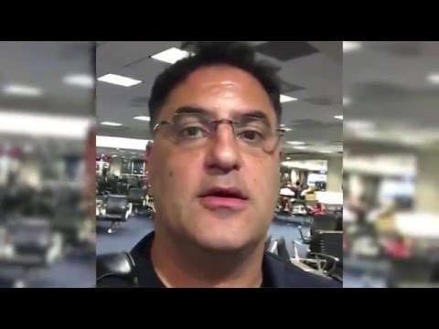 American Airlines Kicks Famous TYT' Host From Flight For Recording