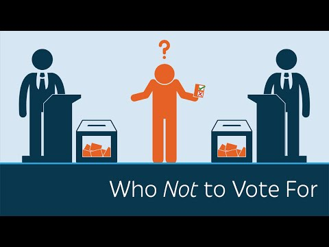 Who NOT to Vote For – Adam Carolla