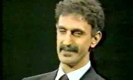 Frank Zappa on crossfire 1986 Censorship