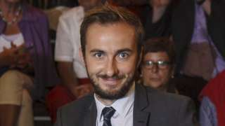 """Germany will allow the potential prosecution of a top comedian after the Turkish president filed a complaint. Jan Boehmermann had recited a satirical poem on television which made sexual references to Recep Tayyip Erdogan. Under German law, Chancellor Angela Merkel's government had to approve a criminal inquiry. Mrs Merkel stressed that the courts would have the final word, and it was now up to prosecutors to decide whether to press charges. The chancellor added that her government would move to repeal the controversial and little-used Article 103 of the penal code, which concerns insults against foreign heads of state, by 2018. Boehmermann is a satirist and television present who is well-known for pushing the boundaries of German humour. He was given police protection earlier this week. Some experts say he has a strong defence against potential charges because his poem could be seen as part of a wider piece of satire about free speech, rather than a deliberate insult, the BBC's Damien McGuinness reports from Berlin. Media captionShortly before Mrs Merkel's statement BBC reporters explained her dilemma An earlier remark by Mrs Merkel that the poem was """"deliberately offensive"""" had led to accusations in Germany that she was not standing up for free speech. The poem was broadcast on ZDF television two weeks ago. The public TV channel has decided not to broadcast Boehmermann's weekly satire programme this week because of the furore surrounding him. Turkish row stirs German free speech fears A rarely used article of the criminal code Jan Boehmermann presenting on 31 March (ZDF)Image copyrightZDF Paragraph 103 of Germany's penal code, on defamation of organs and representatives of foreign states, has the following to say: (1) Whosoever insults a foreign head of state, or, with respect to his position, a member of a foreign government who is in Germany in his official capacity, or a head of a foreign diplomatic mission who is accredited in the Federal territory shall be li"""