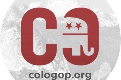 Colorado GOP Protest