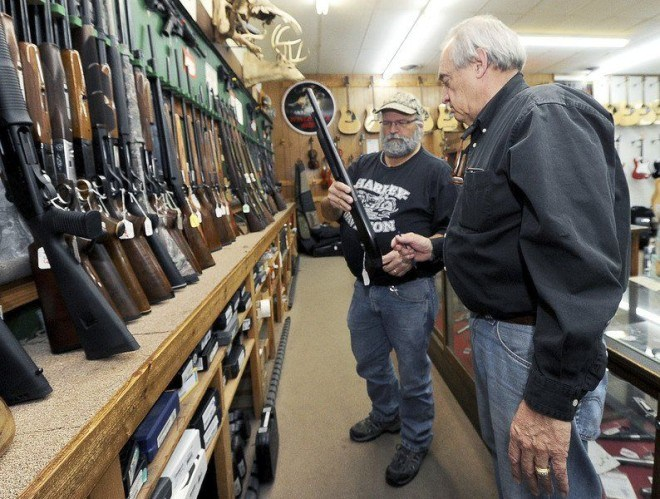 California Considers Ban On All Gun Dealers