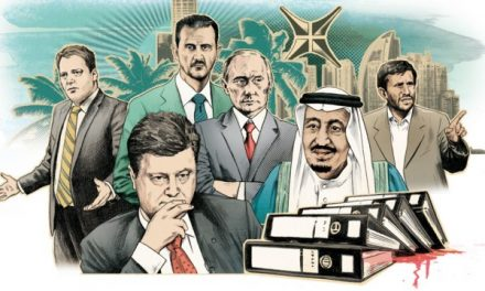 Complete List of people named in the Panama Papers