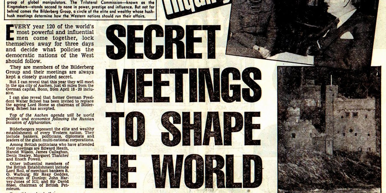 Breaking News: 2016 Bilderberg Meeting Location Announced