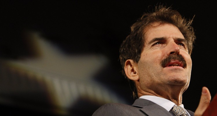 John Stossel Has Cancer, Condemns Government Interference in Healthcare