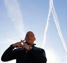 Growing List of Celebrities Speaking Out About Chemtrails / Geoengineering: Chuck Norris, Vin Diesel