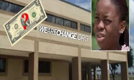 Middle-school girl accused of using counterfeit 2$ bill in lunch line