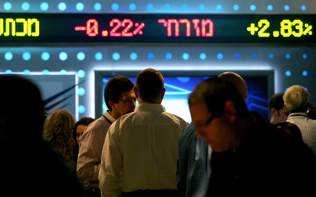 Israeli Economy Slows as Exports plummet