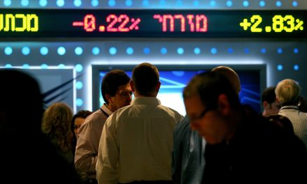 Israeli Economy Slows as Exports plummet