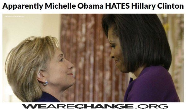Hillary VS michell small
