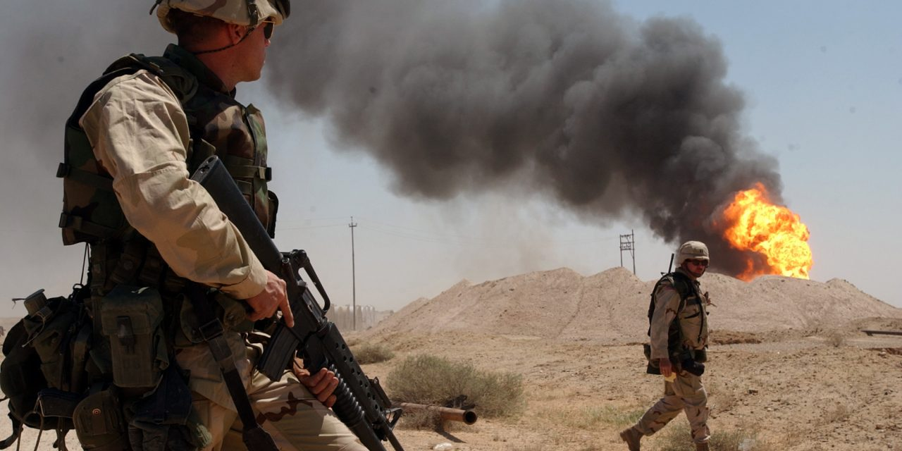 Iraq: The Biggest Mistake In American Military History