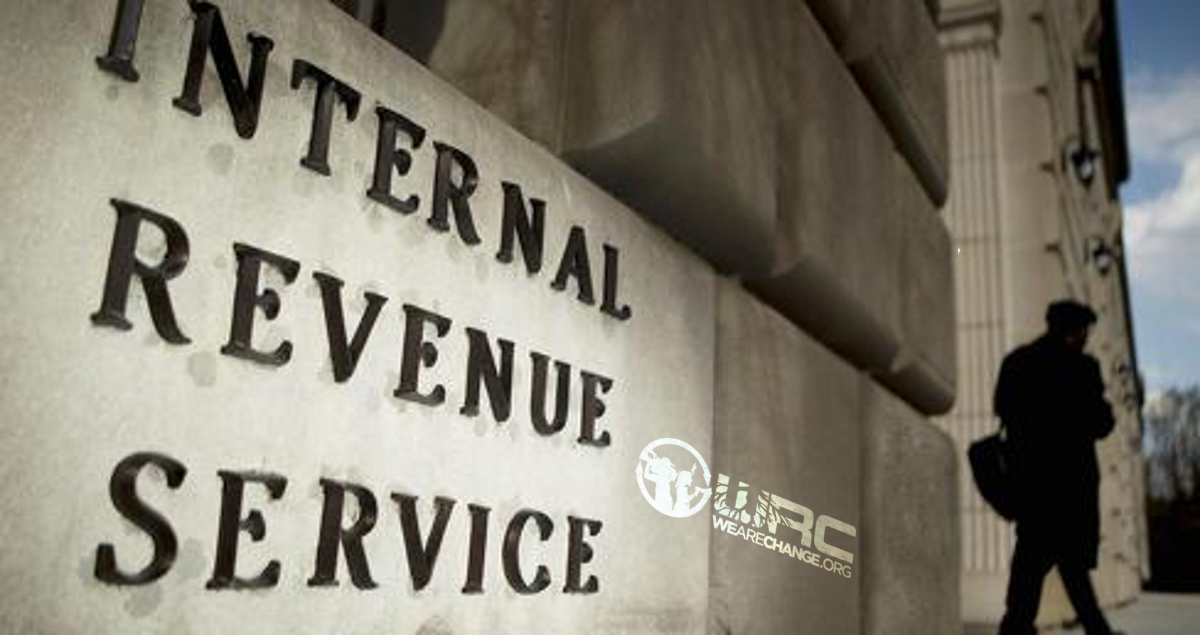 IRS Stole $43 Million From Innocent Americans