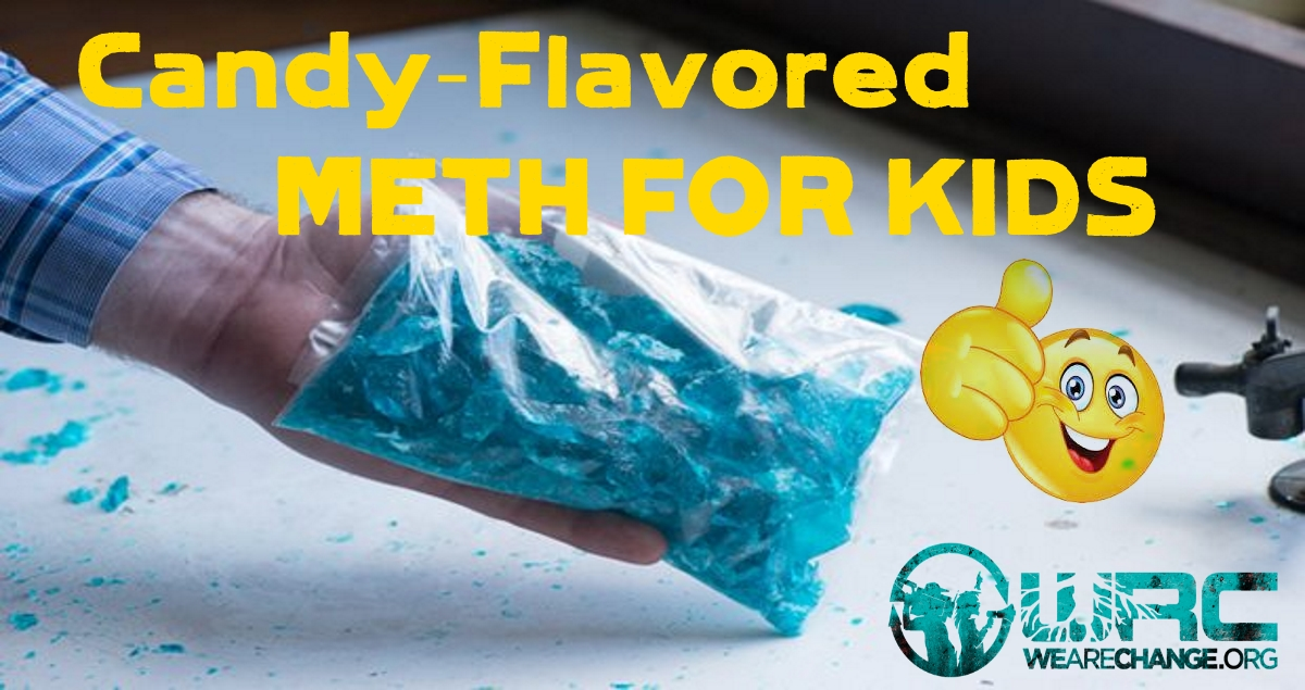 FDA Approves Candy METH For kids with ADHD !!!