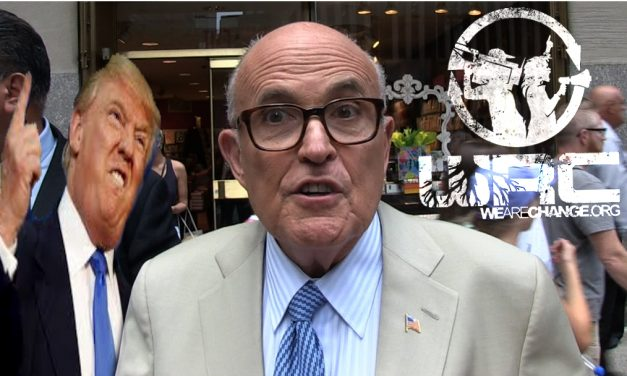 Donald Trump would name Rudy Giuliani secretary of Homeland Security
