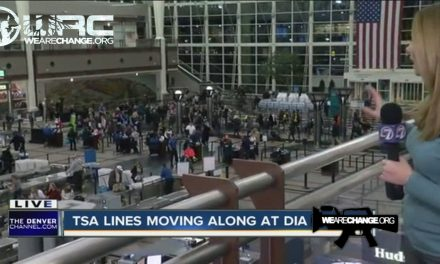 TSA blames airport passengers for long lines