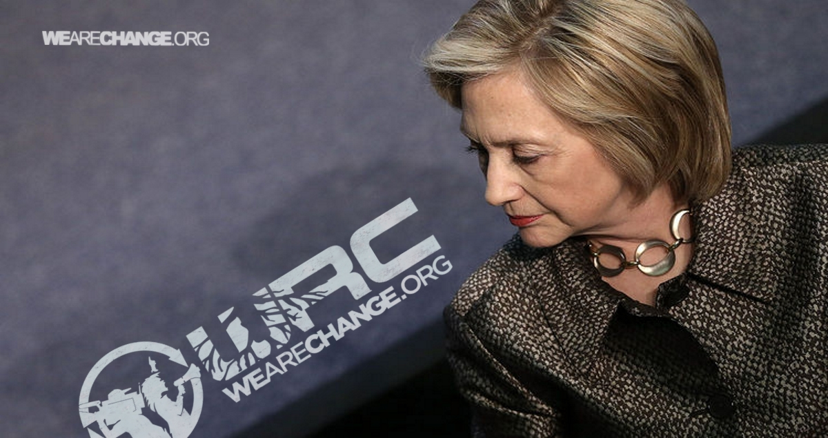 Hillary Clinton Is The Clear War Party Candidate