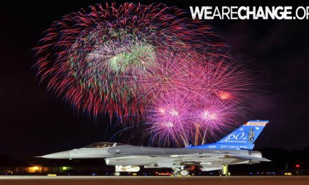 Weapons makers Celebrate Financial rewards of endless War and Terrorism