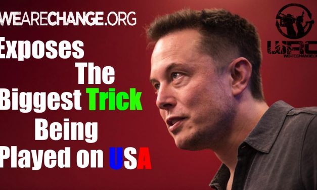 Elon Musk Exposes The Biggest Trick being Played On The World