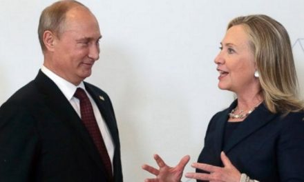 Those Missing Hillary Emails? Russia Might Leak 20,000 of Them