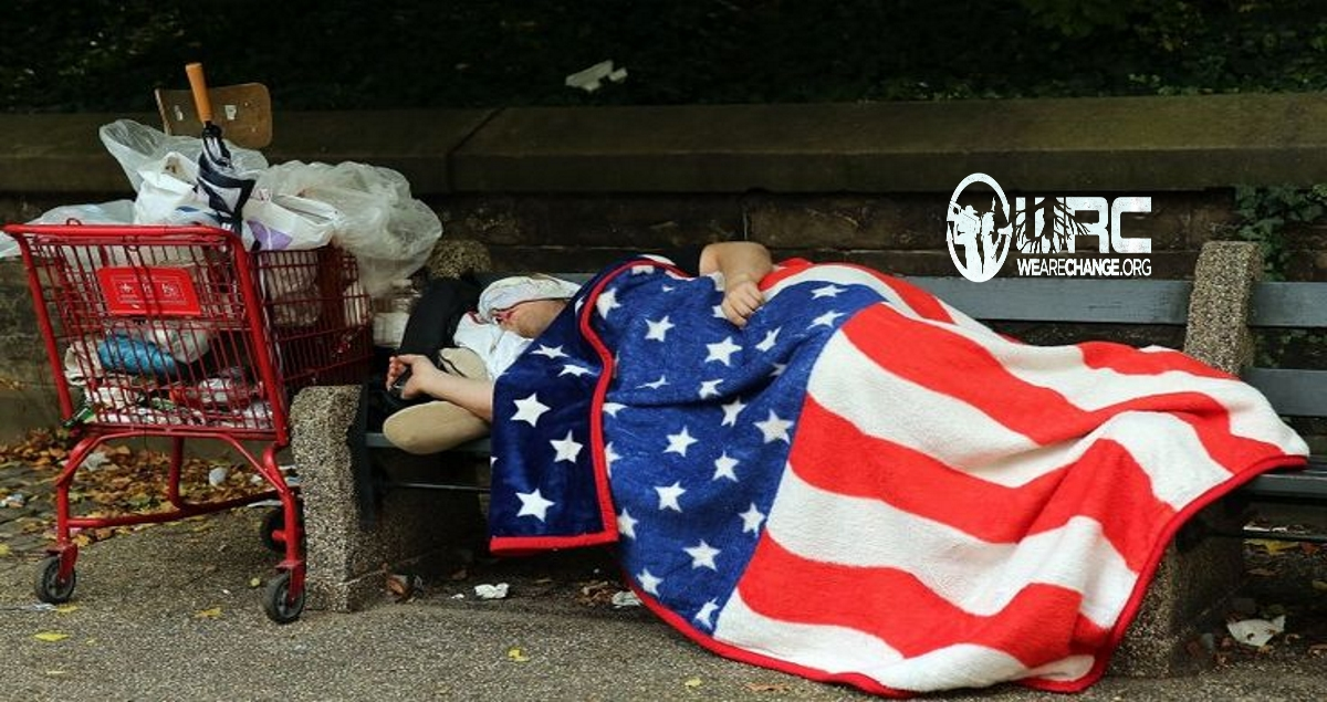 US Military Budget Could Make Every Homeless Person A Millionaire