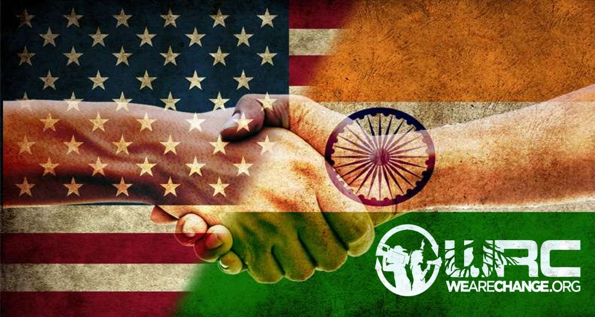 Is India now aligning with US foreign policy ?