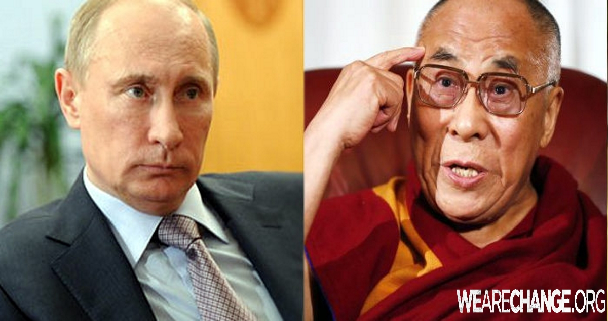 Dalai Lama Blames Obama & Saudi clerics for Terrorism