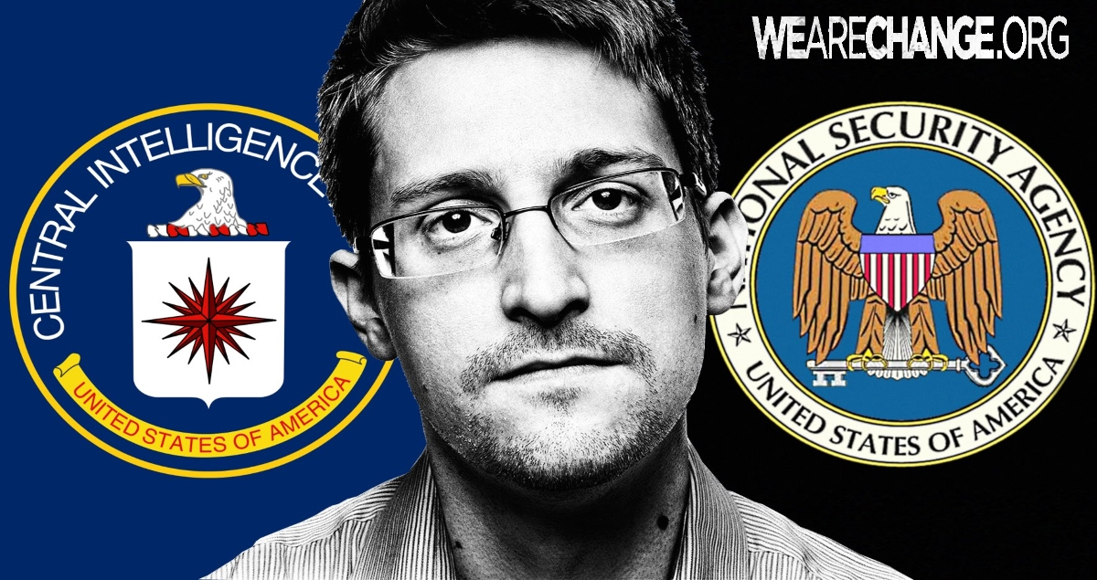 Image result for snowden cia