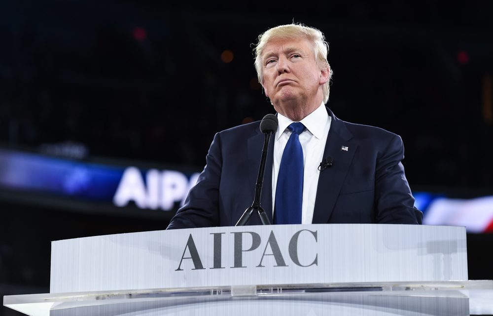 Trump: We're going to cherish and protect Israel
