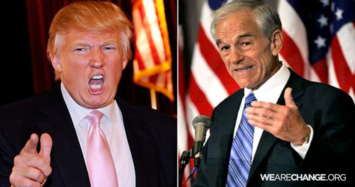 Donald Trump Could Name Ron Paul As Secretary Of State