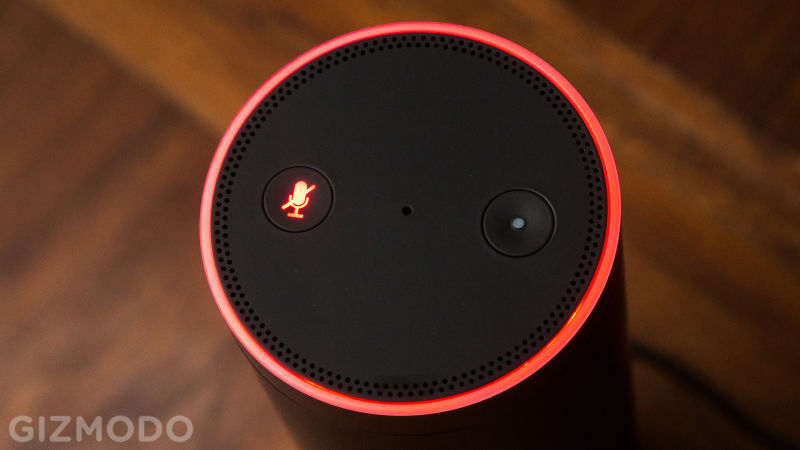The FBI Can Neither Confirm Nor Deny Wiretapping Your Amazon Echo