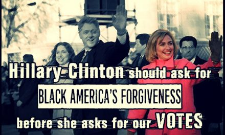 #BlacksAgainstHillary Initiative Joined Hundreds of Black People Across America