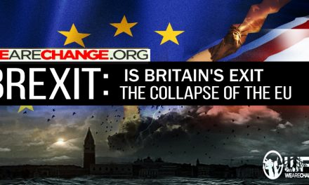 WRC EXCLUSIVE: Could Brexit Cause the Sterling and EU to Collapse?