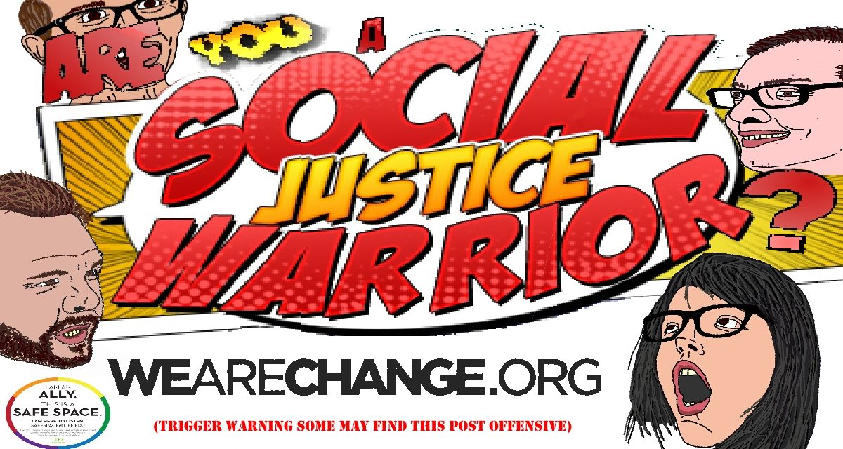 "[Quiz] ""Are You a Social Justice Warrior"""