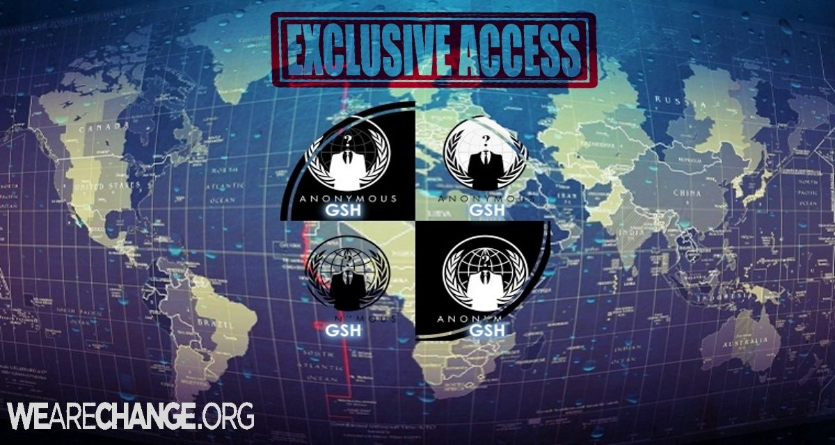 WRC EXCLUSIVE: Interview with Anonymous #OpIcarus Explains the Operation Against Central Banks