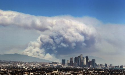 Drones Hinder Fire Fighters In California Blaze — But Why Not Use Geo-Engineering?