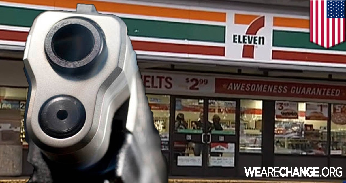 Concealed Carry Saves Clerk from Ax-Wielding Attacker at 7-Eleven