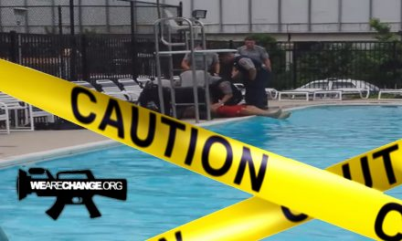 Virginia Lifeguard Attempts To Drown Himself