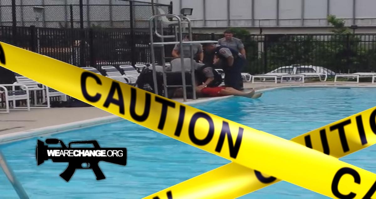 Virginia Lifeguard Attempts To Drown Himself