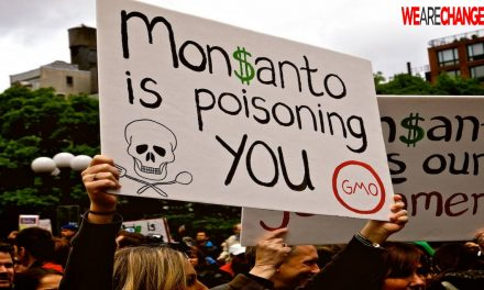 40 Tons of GMO Crops Destroyed US Media Silent