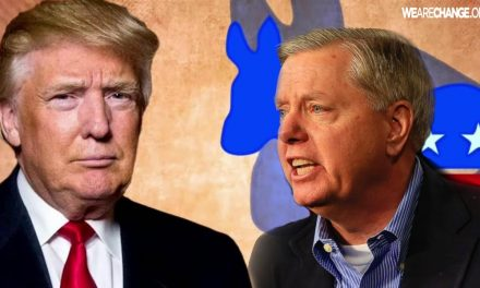 Lindsey Graham will Become a Democrat If Republicans Select Trump
