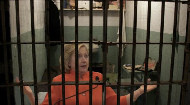 hillary prison
